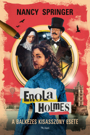 Enola Holmes: A balkezes kisasszony esete E-KÖNYV