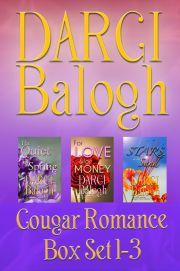 Cougar Romance Box Set 1-3 E-KÖNYV