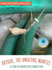 Arthur, The Amazing Mantis E-KÖNYV