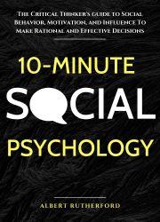 10-Minute Social Psychology E-KÖNYV
