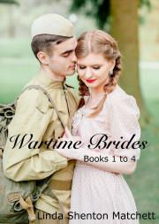 Wartime Brides Collection E-KÖNYV