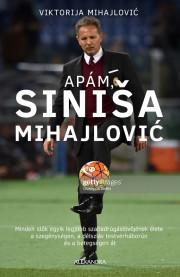 Apám, Siniša Mihajlović E-KÖNYV