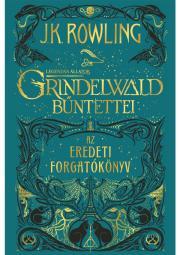 Grindelwald bűntettei E-KÖNYV