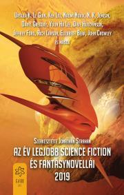Az év legjobb science fiction és fantasynovellái 2019 E-KÖNYV