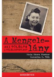 A Mengele-lány E-KÖNYV