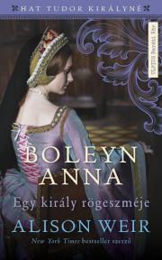 Boleyn Anna E-KÖNYV