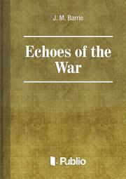 Echoes of the War E-KÖNYV