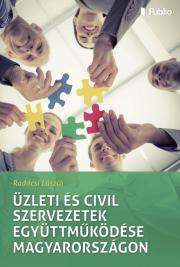 Radácsi László - Üzleti és civil szervezetek együttműködése Magyarországon E-KÖNYV