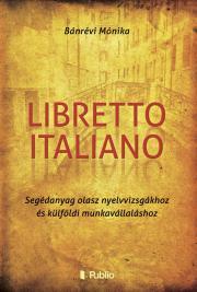 Bánrévi Mónika - Libretto Italiano E-KÖNYV