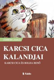 Jámbor László - Karcsi cica kalandjai E-KÖNYV