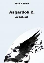 Smith Elisa J. - Asgardok 2. - Az Örökösök E-KÖNYV