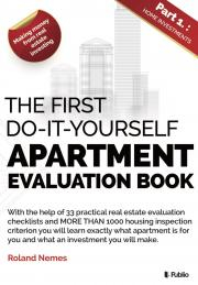 Nemes Roland - The First do-it-yourself Apartment evaluation book E-KÖNYV