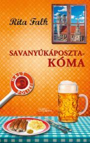 Falk Rita - Savanyúkáposzta-kóma E-KÖNYV