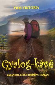 Vida Viktória - Gyalog-kávé  E-KÖNYV