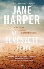 Harper Jane - Az elveszett férfi E-KÖNYV