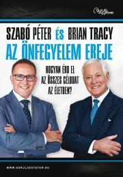 Szabó Péter (motivációs előadó), Tracy Brian - Az önfegyelem ereje E-KÖNYV