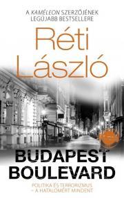 Réti László - Budapest Boulevard E-KÖNYV