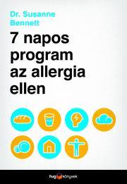 Bennett Susanne - 7 napos program az allergia ellen E-KÖNYV