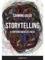 Gallo Carmine - Storytelling - A történetmesélés ereje E-KÖNYV
