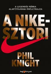 Knight Phil - A Nike-sztori E-KÖNYV