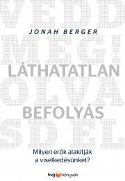 Berger Johan - Láthatatlan befolyás E-KÖNYV