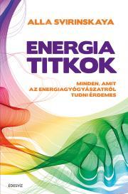 Svirinskaya Alla - Energiatitkok      E-KÖNYV