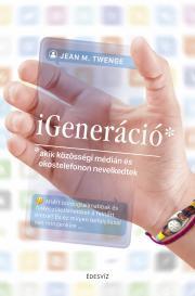 Twenge Jean M. - iGeneráció E-KÖNYV