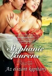 Laurens Stephanie - Az elszánt kapitány E-KÖNYV