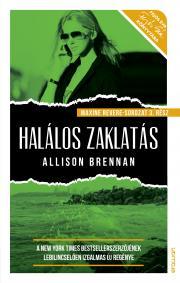 Brennan Allison - Halálos zaklatás E-KÖNYV