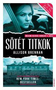 Brennan Allison - Sötét titkok E-KÖNYV