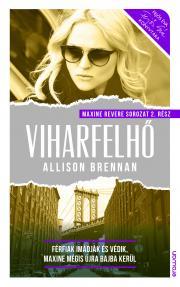 Brennan Allison - Viharfelhő E-KÖNYV