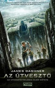 Dashner James - Az Útvesztő E-KÖNYV
