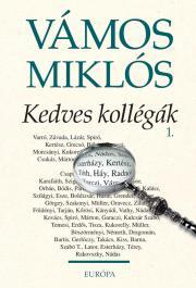 Vámos Miklós - Kedves kollégák E-KÖNYV