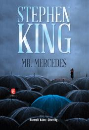 King Stephen - Mr. Mercedes E-KÖNYV