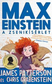Einstein Max - A zsenikísérlet E-KÖNYV