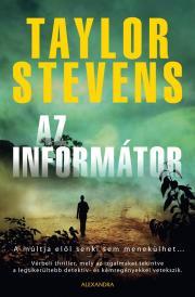 Stevens Taylor - Az informátor E-KÖNYV