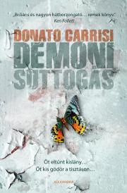 Carrisi Donato - Démoni suttogás E-KÖNYV