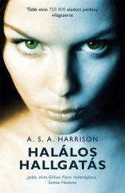Harrison A. S. A. - Halálos hallgatás E-KÖNYV