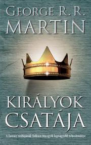 Martin George R. R. - Királyok csatája E-KÖNYV