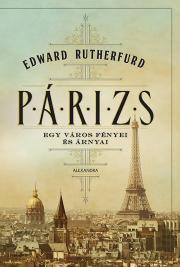 Rutherfurd Edward - Párizs E-KÖNYV