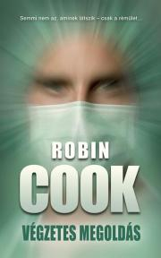 Cook Robin - Végzetes megoldás E-KÖNYV