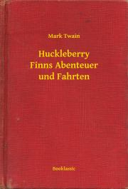 Twain Mark - Huckleberry Finns Abenteuer und Fahrten E-KÖNYV
