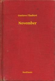 Flaubert Gustave - November E-KÖNYV