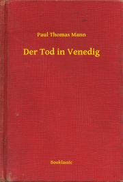Mann Paul Thomas - Der Tod in Venedig E-KÖNYV