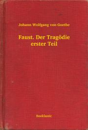Goethe Johann Wolfgang von - Faust. Der Tragödie erster Teil E-KÖNYV