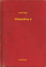 May Karl - Winnetou 4 E-KÖNYV