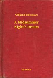 A Midsummer Night's Dream E-KÖNYV
