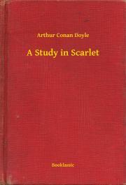 Doyle Arthur Conan - A Study in Scarlet E-KÖNYV