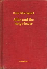 Allan and the Holy Flower E-KÖNYV