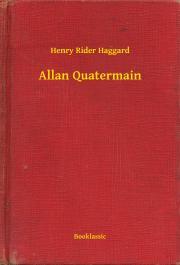 Haggard Henry Rider - Allan Quatermain E-KÖNYV